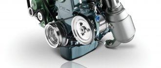 Двигатель автомобиля Fiat Albea