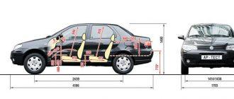 Общие сведения об автомобиле Fiat Albea