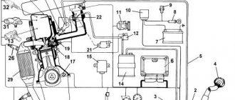Двигатель, система впрыска Fiat Albea