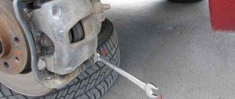 Тормозные колодки, передние Fiat Albea