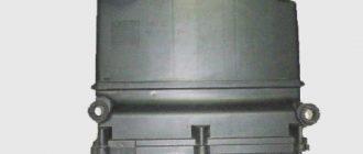 Система питания воздухом Fiat Albea