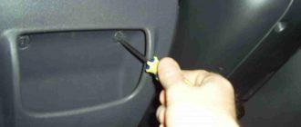 Как установить дополнительный маршрутный компьютер Fiat Albea своими руками