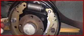 Замена тормозных колодок на Fiat Albea своими руками