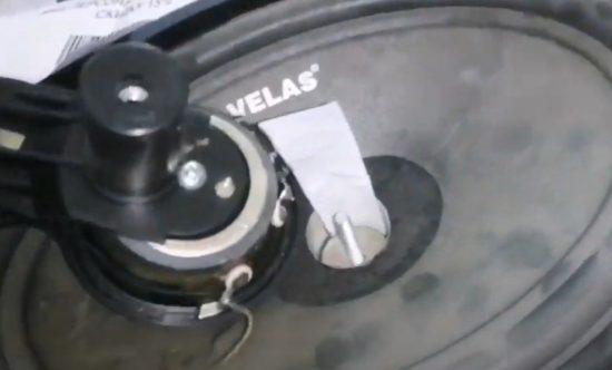 Как снять акустическую полку на Фиат Альбеа, и немного улучшить ее