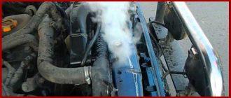 Как ведёт себя двигатель грузовика при сильном износе?