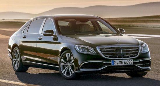 Какой он – новый Mercedes-Benz S-класса?