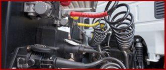 Ремонт воздушных компрессоров для грузовых автомобилей