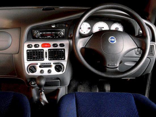 Обзор автомобиля Fiat Siena