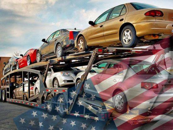 Растаможка автомобиля из США