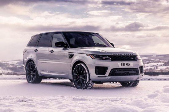 Range Rover Sport – король бездорожья