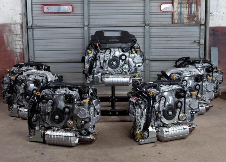Преимущества б/у двигателей