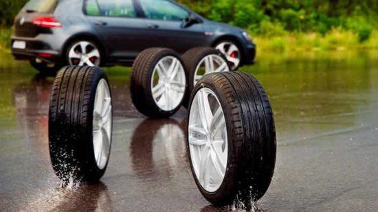 Что выбрать: широкие или узкие шины?