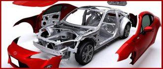 Ремонт кузова автомобиля: в чем заключаются сложности для новичка?