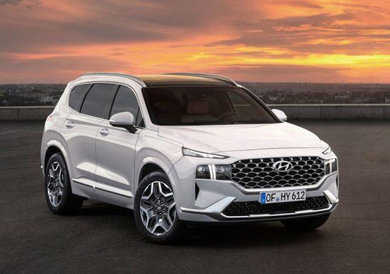 Обзор нового Hyundai Santa Fe