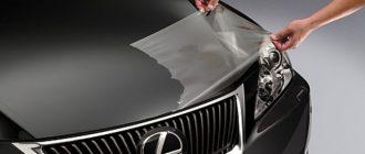 Что такое оклейка автомобиля пленкой и зачем она нужна?