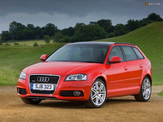 Преимущества Audi A3 Sportback